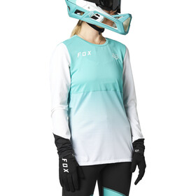Fox Flexair LS Jersey Women, teal